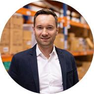 Dyrektor ds.Sprzedaży iRozwoju Usług Tomasz Mazur
